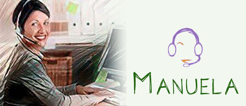 manuela operatore top solutions torino call center