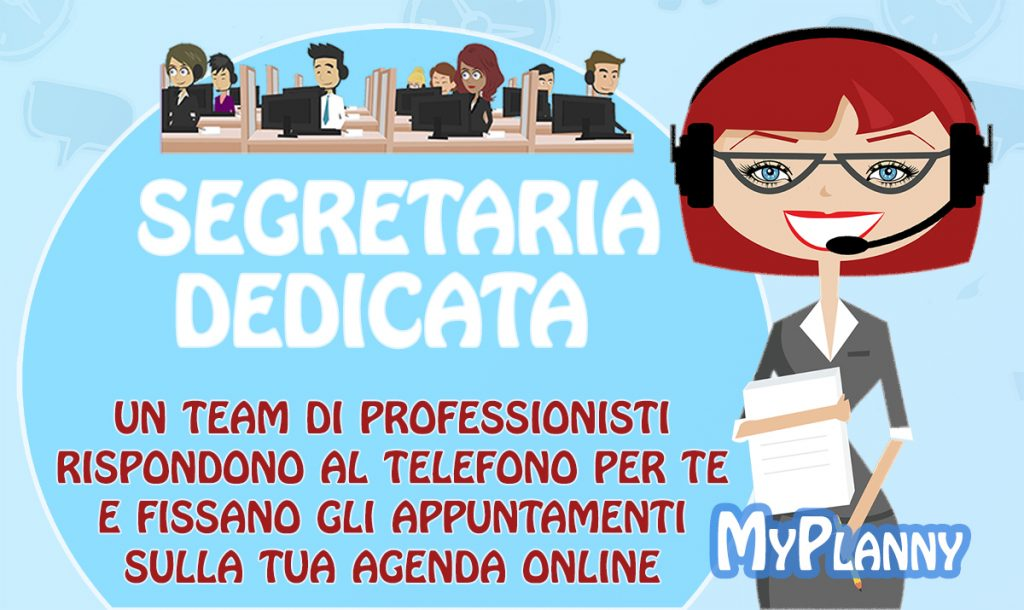 myplanny segretaria dedicata tim digital store top solutions torino