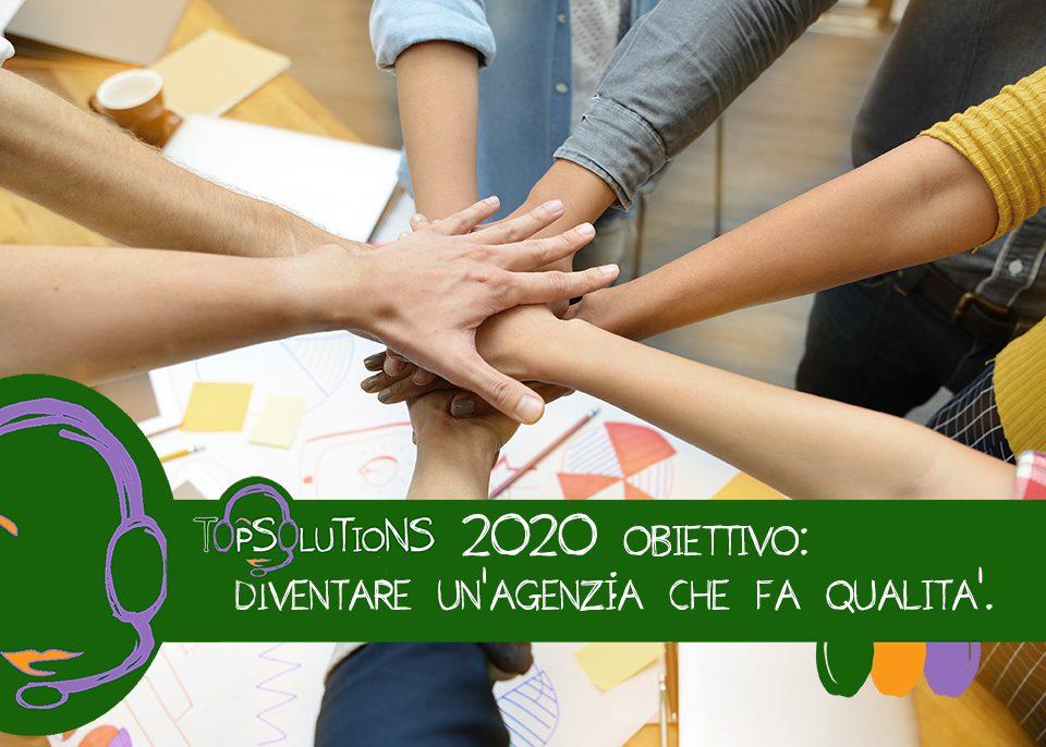 obiettivo top solutions 2020