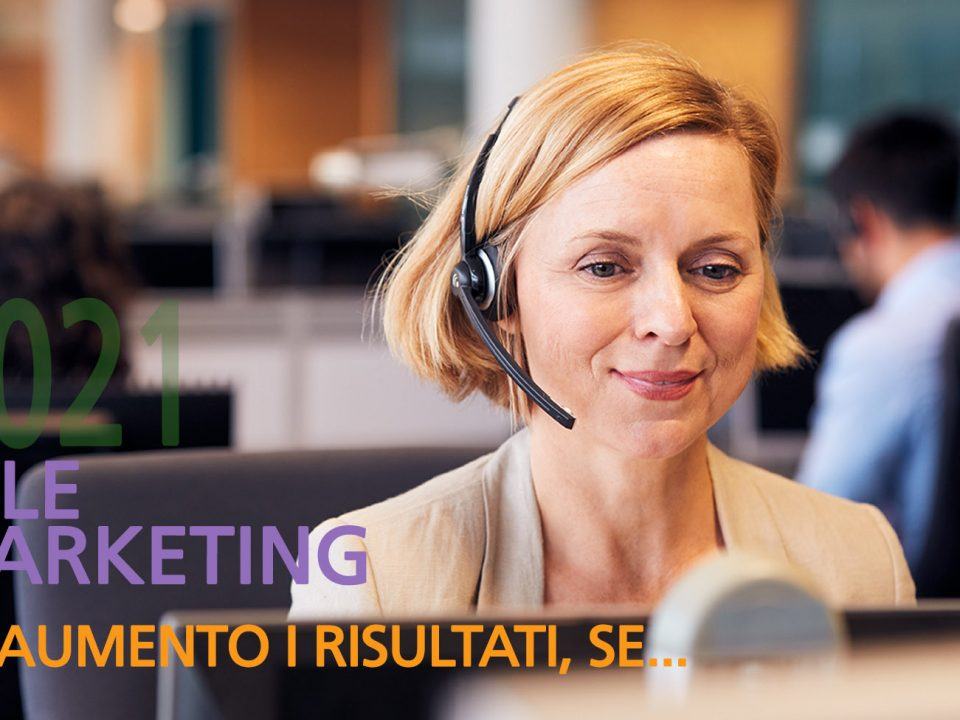 telemarketing 2021 i risultati top solutions torino